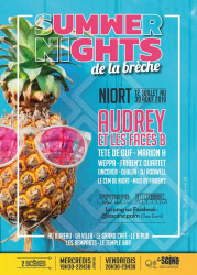 NIORT   2019   SUMMER NIGHTS